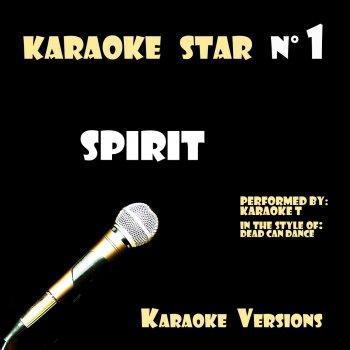 Testi Spirit (In the Style of Dead Can Dance) [Karaoke Versions]