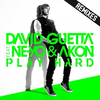 Play Hard (Maurizio Gubellini Remix) by David Guetta feat. Ne-Yo & Akon - cover art