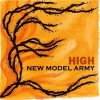 High New Model Army - cover art