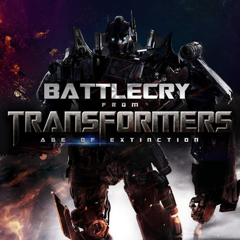 "Transformers Bands: Battle Cry (From ""Transformers: Age Of"