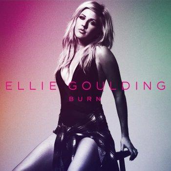 Burn by Ellie Goulding - cover art