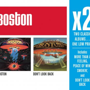 Testi x2: Boston / Don't Look Back