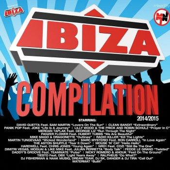 Lovers on the Sun (Radio Edit) by David Guetta feat. Sam Martin - cover art