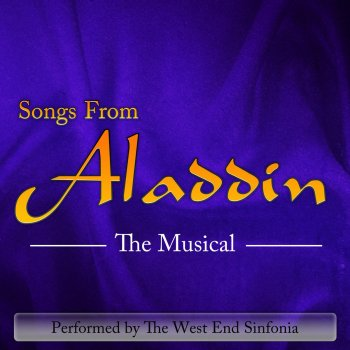 Testi Songs from Aladdin - The Musical