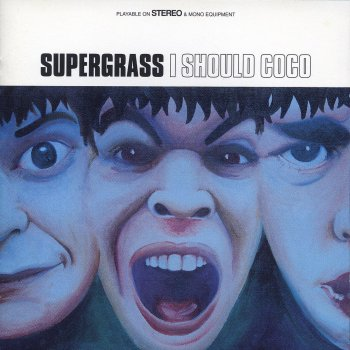 Alright by Supergrass - cover art