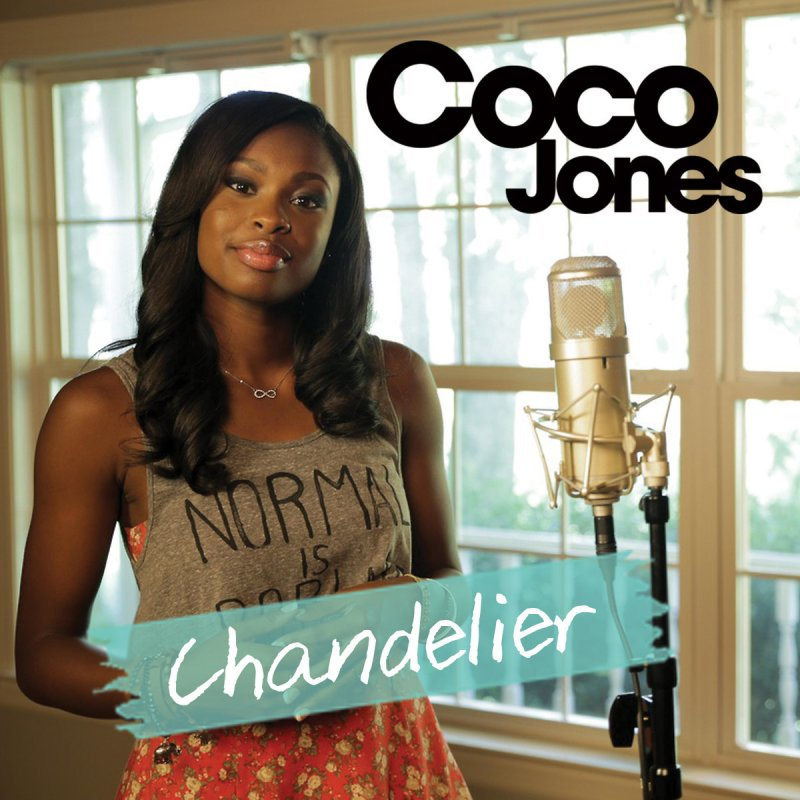 Coco Jones - Chandelier Lyrics | Musixmatch