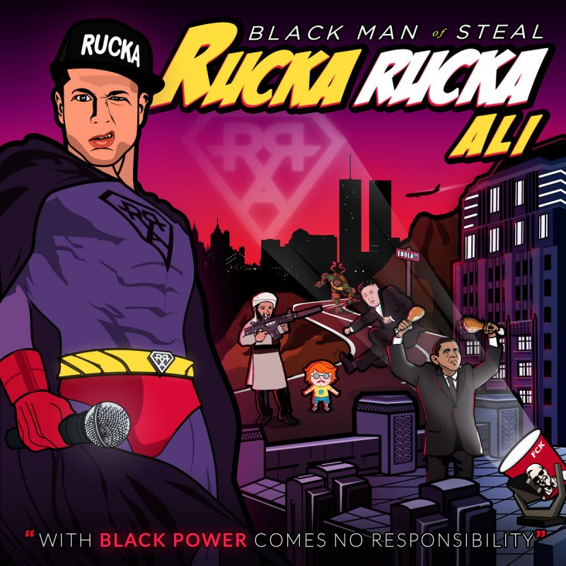 Rucka Rucka Ali - Kim Jong Un Song lyrics | Musixmatch