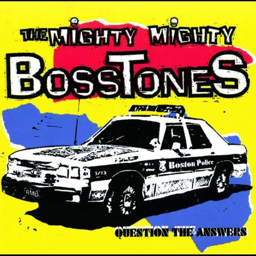 The Mighty Mighty Bosstones - Bronzing The Garbage Lyrics