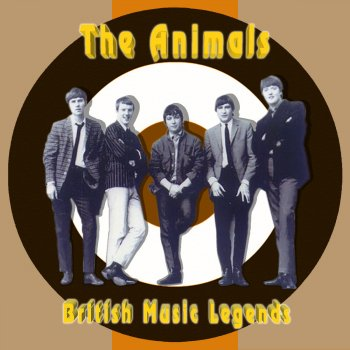 Testi The Animals. British Music Legends