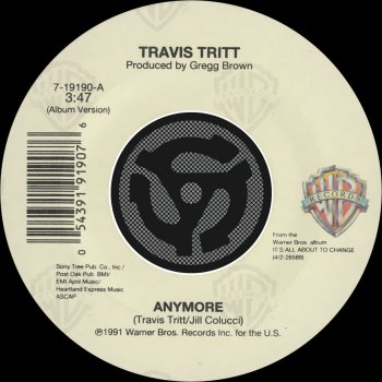 Testi Anymore / It's All About to Change [Digital 45]