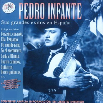 Pedro Infante - Cartas Marcadas (Remastered) Lyrics