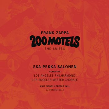 Testi Frank Zappa: 200 Motels - The Suites (Live)