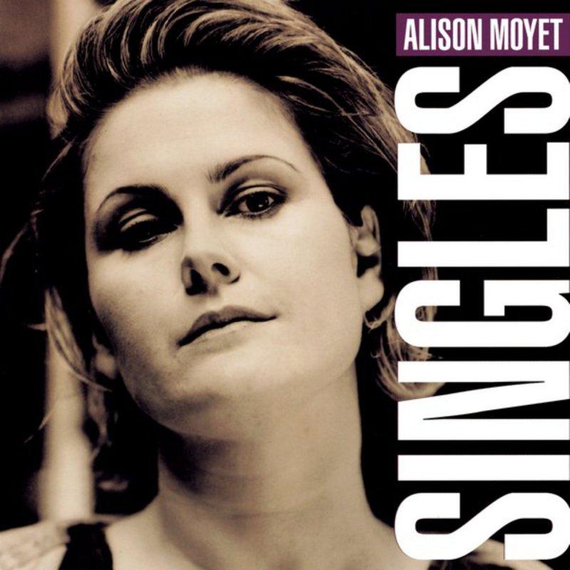 Only You by Alison Moyet + Lyrics - YouTube