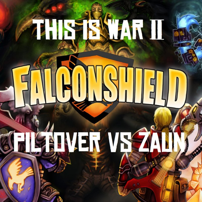 Letra De This Is War 2 De Falconshield Musixmatch
