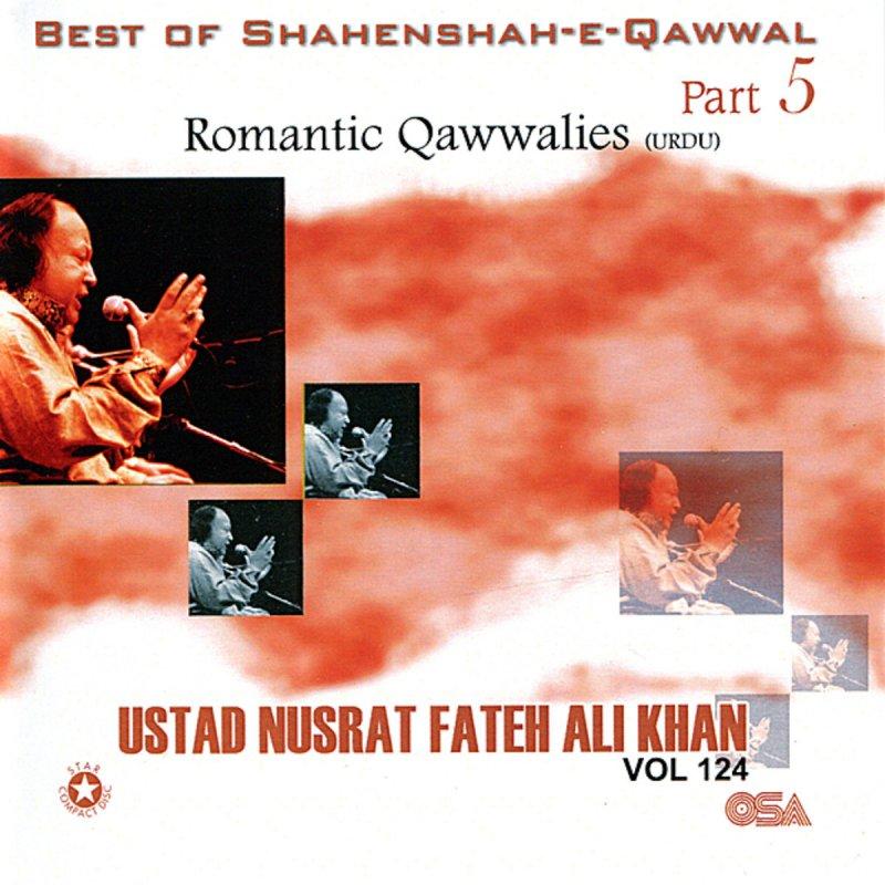 Nusrat Fateh Ali Khan - Ankh Uthi Mohabbat Ne Angrai Lee