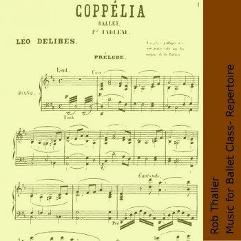 Testi Music for Ballet Class- Repertoire