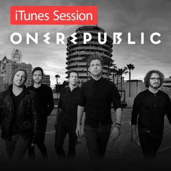 Apologize (iTunes Session) by OneRepublic - cover art