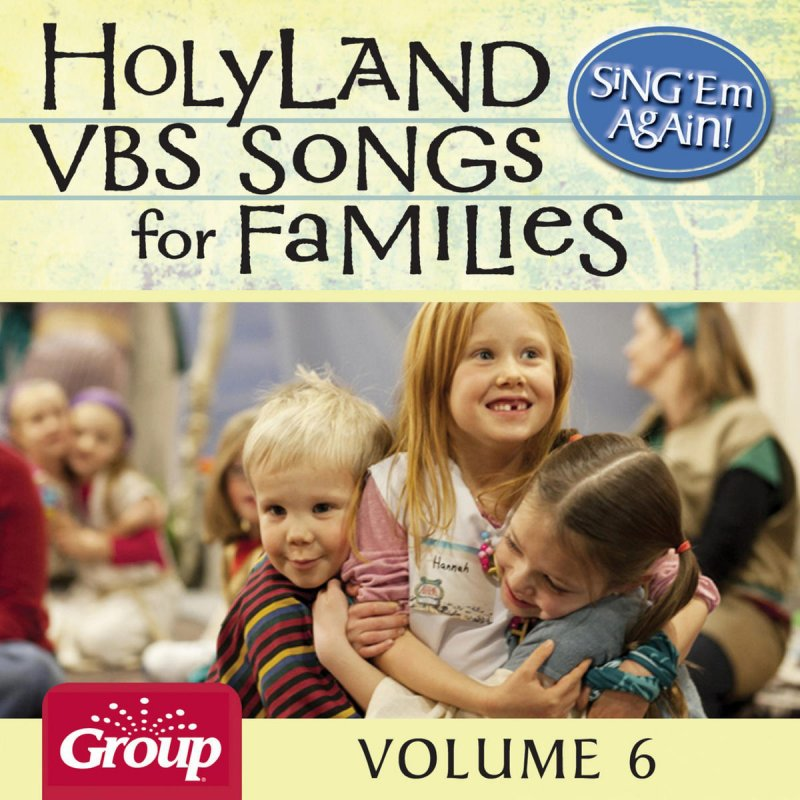 GroupMusic - God Will Guide Us (2014 Wilderness Holyland Vbs
