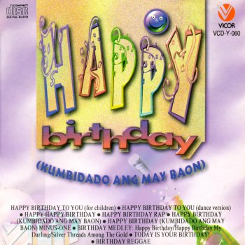 Happy birthday kumbidado ang may baon by Session artists