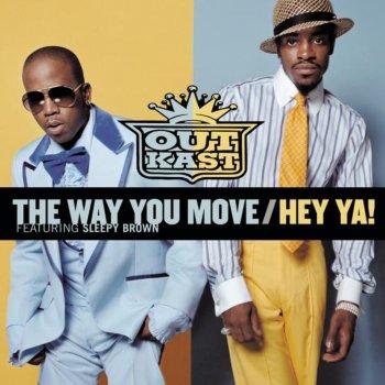 Testi The Way You Move / Hey Ya!