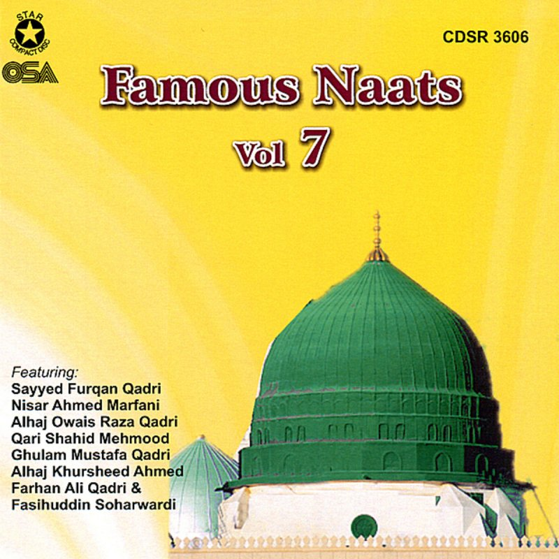 Alhaj Owais Raza Qadri - Aaqa Ka Milad Aya Lyrics | Musixmatch