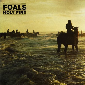 My Number by Foals - cover art