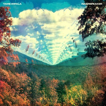 It Is Not Meant to Be by Tame Impala - cover art
