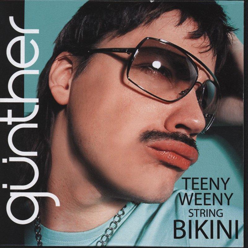 Gunther Amp The Sunshine Girls Teeny Weeny String Bikini