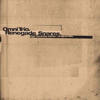 Testi Renegade Snares (High Contrast Remix) / Renegade Snares