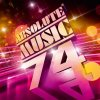 Absolute Music 74 Various Artists - cover art