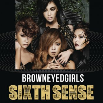 Sixth Sense by Brown Eyed Girls - cover art