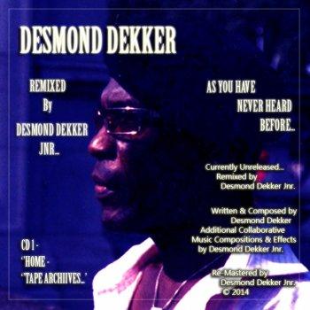 Testi Desmond Dekker As You Have Never Heard Before (Remixed By Desmond Dekker Jnr)
