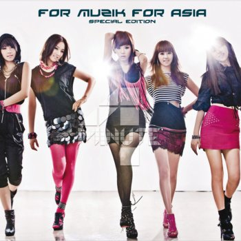 For Muzik for Asia (Special Edition) 4Minute - lyrics