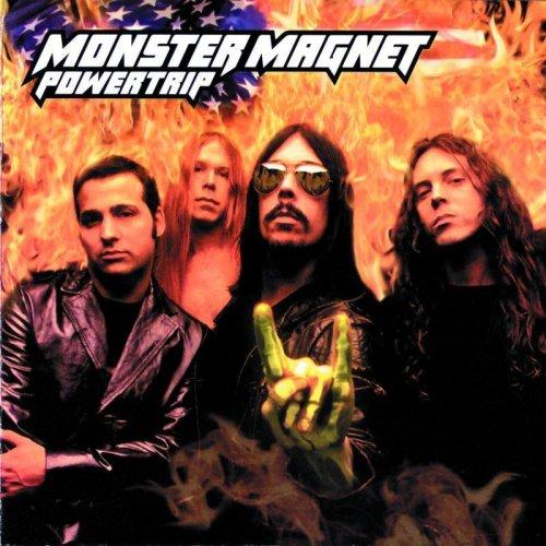 Monster Magnet - 3Rd Eye Landslide Lyrics