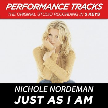 Testi Just As I Am (Performance Tracks)