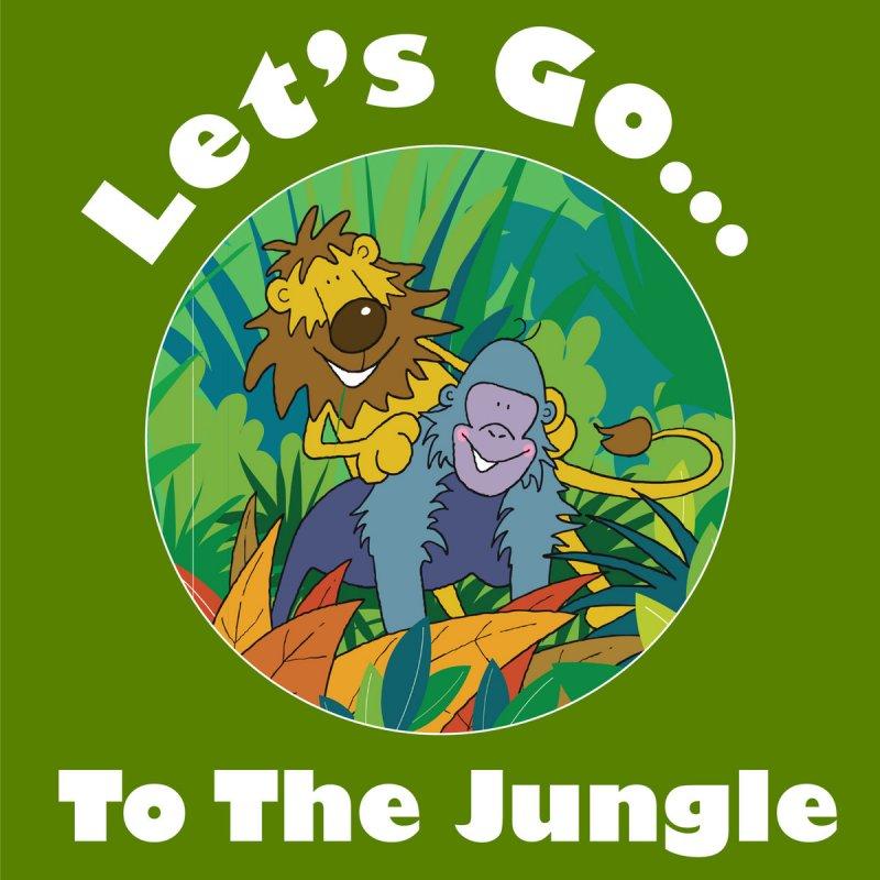 Kidzone - Walking Through The Jungle Lyrics