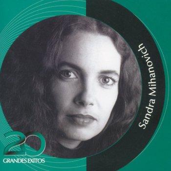Testi Colección Inolvidable RCA: Sandra Mihanovich - 20 Grandes Exitos
