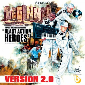 Testi Blast Action Hero (Version 2.0)