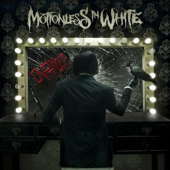 Devil's Night by Motionless In White - cover art