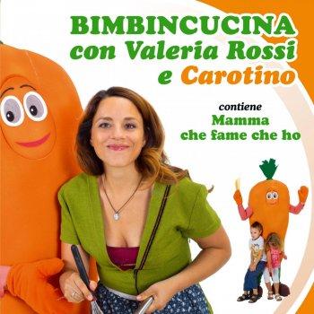 Testi Bimbincucina con Valeria Rossi e Carotino