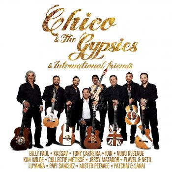 Testi Chico & The Gypsies & International Friends