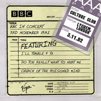 Testi BBC In Concert: Culture Club (3rd November 1982)