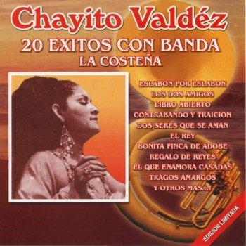 Testi 20 Éxitos Con Banda Chayito Valdéz
