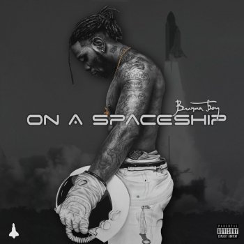 On a Spaceship Burna Boy - lyrics