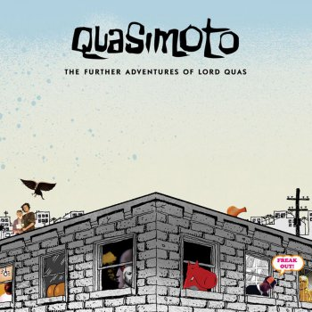 Testi The Further Adventures of Lord Quas