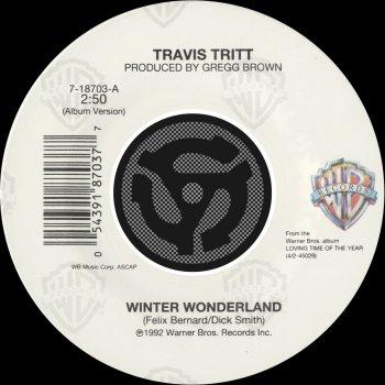 Testi Winter Wonderland / Santa Looked a Lot Like Daddy [Digital 45]