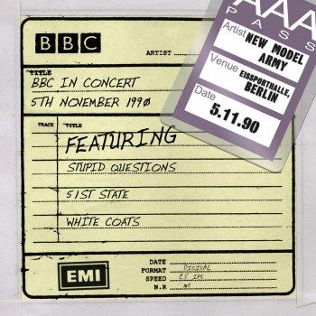 Testi BBC In Concert (5th November 1990)