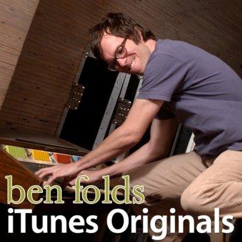 Testi iTunes Originals: Ben Folds