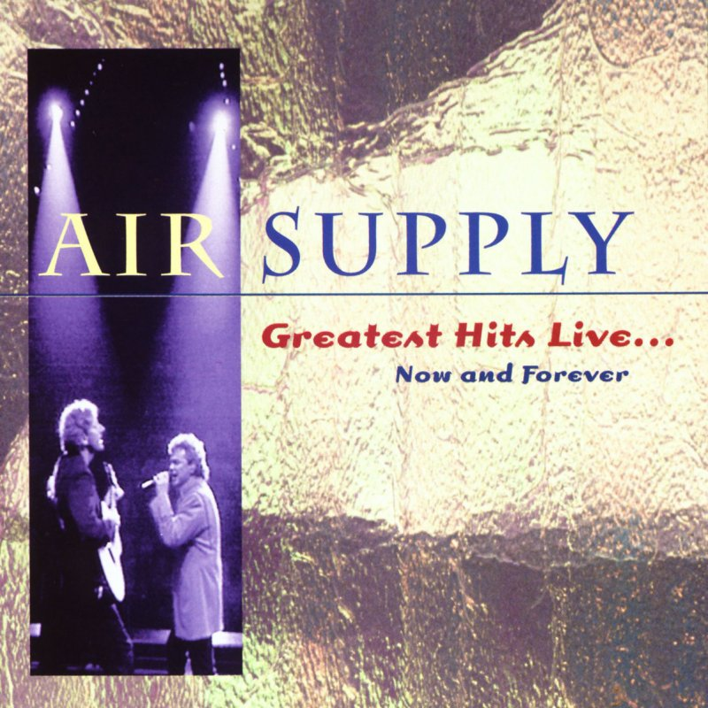 Air Supply - All Out Of Love - Live Lyrics   Musixmatch