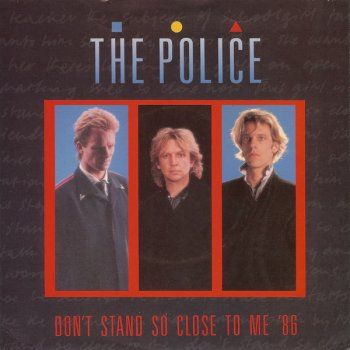 Testi Don't Stand So Close to Me '86